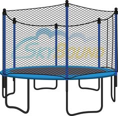 Frame Sizes 12 Trampoline And Trampoline Springs On Pinterest