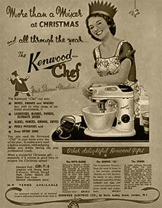 vintage kenwood chef