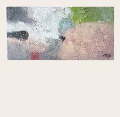 Estampa III | Óleo sobre lienzo | 100x100cm | 2015