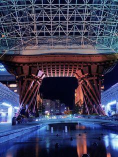 Kanazawa Station #kanazawa