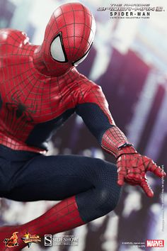 Peter PARKER (SPIDER-MAN) | The Amazing SPIDER-MAN 2 | SIDESHOW Collectibles
