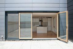 Composite Windows & Doors Composite Windows, Timber Sliding Doors, Door Design Interior, Best Commercials, Folding Doors, Glass Door, Modern, Furniture, Home Decor