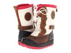Timberland Kids Mukluk Holderness Waterproof Tall Lace Boot  (Infant Toddler) Medium Brown  8eba59edd4d