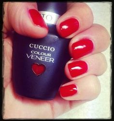 Cuccio Colour Veneer - Maine Lobster (C)