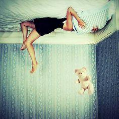"""Photographer Julie de Waroquier. """"Inner Worlds» »Outshoot"""
