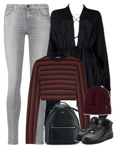"""Halsey-Inspired #341"" by halseys-clothes ❤ liked on Polyvore featuring Tom Ford, 7 For All Mankind, Victoria Beckham, Fendi, NIKE, Dr. Martens, halsey, ashleyfrangipane, halseymusic and halseyinspired"