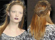 braids for Doo.Ri Fall 2010... still amazing