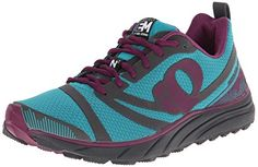 Pearl Izumi Womens W Em Trail N 2 Dpg Womens Trail Running Shoes Shoe Deep PeacockGrey 10 B US >>> Want additional info? Click on the image. (This is an affiliate link)