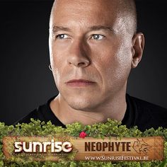 Who's ready for @djneophyte ! #sunrisefestival