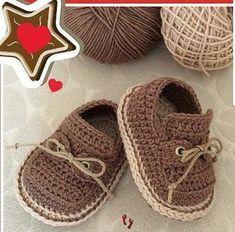 New Baby Clothes Girl Crochet Boys Ideas Crochet Baby Boots, Booties Crochet, Crochet For Boys, Newborn Crochet, Crochet Shoes, Crochet Slippers, Boy Crochet, Baby Shoes Pattern, Baby Patterns