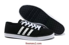 Cheap Shop Adidas NEO BB Low Black White G53386 for Sale Online