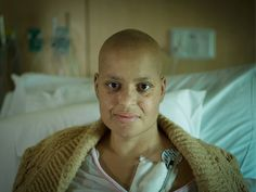 Touching Portraits of People Facing Death with Acceptance and Peace - My Modern Met