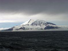 Heard Island, southern Indian ocean