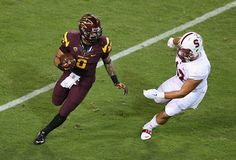6. Arizona Stat Sun Devils vs. Oregon State Beavers