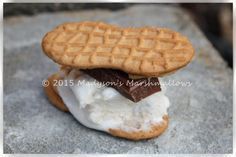 Nutter Butter® S'more - creative s'mores by Madyson's Marshmallows