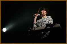 Mélanie Pain en 1ere partie de Julien Doré à St Malo - La Nouvelle Vague - St Malo.