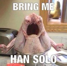 Thanksgiving has forever changed for me.... #StarWars http://www.superherostuff.com/characters/star-wars-t-shirts/star-wars-merchandise.html