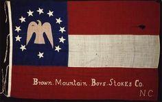 Battle Flag of the 2nd North Carolina Infantry Battalion