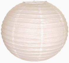 """Just Artifacts offer beautiful 3"""" White Chinese Japanese Mini Paper Lanterns at great price. You can get 10 mini lanterns in the package which expanding with a plastic frame. $4.98"""