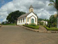 Queluzito (MG) - Capela Santo Antônio do Salto