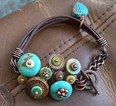 ❥ buttons Bracelet