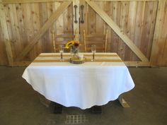 I've been deejaying dances, weddings and special events for 13 years. Sherwood Oregon, Rustic Wedding, Our Wedding, White Tablecloth, Matt Brown, Lace Runner, Wedding Props, Burlap Lace, Sweetheart Table