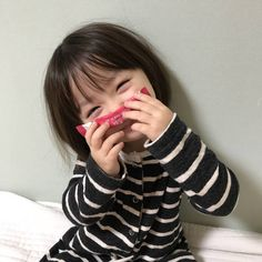 Cute Asian Babies, Korean Babies, Cute Babies, Cute Baby Girl Pictures, Baby Boy Photos, Baby Tumblr, Baby Icon, Cute Baby Wallpaper, Black Baby Girls