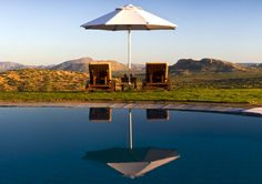 Did you know? GocheGanas is situated a mere 25 minutes from the capital city Windhoek and about 50 minutes' drive from the  International airport #africa #namibia #windhoek #safari #landscape #nature #wellness #fitness #swimmingpool #summer #peace #destination #luxurious #travel #adventure #experience ##tranquillity #accommodation