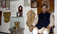 Museo del wc interno Nuova Delhi,India