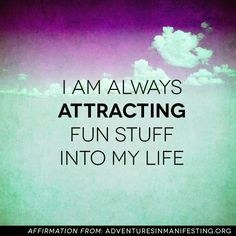 She designed a life she loved Follow my new blog! It has some great law of attraction stuff