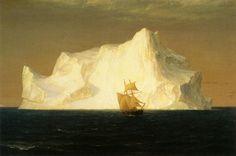 Frederic Edwin Church, The Iceberg, 1891