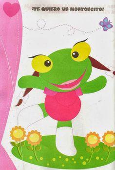 Sapo Pepe y Sapa Pepa: imágenes e invitaciones para imprimir ...