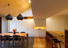 Residential Architecture – Houses (Alterations and Additions) Award – Clerestory House by Rob Henry Architects. Photo by Lightstudies.