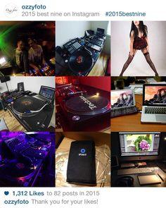 2015bestnine - ozzyfoto's best nine on Instagram in 2015