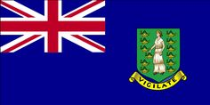 "The current flag of the British Virgin Islands was officially adopted in 1956.           As an overseas territory of the United Kingdom, the islands fly the (UK) flag. The flag features a likeness of Saint Ursula, the namesake of the islands. She was symbolically martyred along with 11,000 virgins, and all are represented by the twelve lamps. VIGILATE is a latin word meaning ""Be Watchful."""