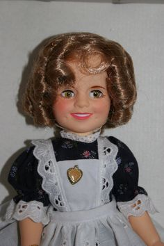 Vintage 12 Shirley Temple 1982 Doll by Ideal The by dollsabunch, $25.50