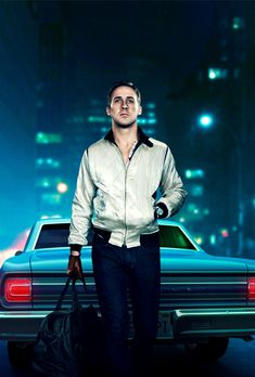 "Ryan Gosling in the movie ""Drive"""