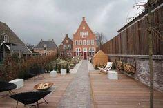 V I V & B L U E : traditional old house turned hotel in the Dutch countryside | book via www.vivandblue.nl