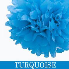 6 inch15 cm  25pcs / Tissue Paper pom Pom / tissue by ExoticKraft