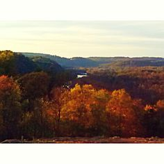 View of Youghiogheny River from road I live on