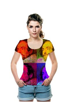 By Joe Ganech, OArtTee specializes in creating amazing, vibrant and colorful Wearable Art