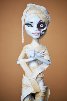 Monster High OOAK - Repaint