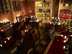 Ugo (Vinum Populi), Culver City, CA...my favorite wine bar!