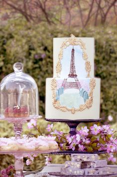 Parisian, French, Spring Spring Party Ideas | Photo 8 of 43 | Catch My Party