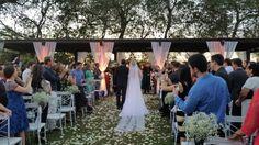 Casamento no paraíso.