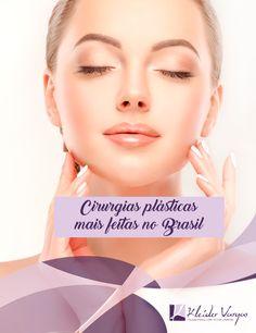 Pesquisa da Sociedade Internacional de Cirurgia Plástica e Estética (Isaps), feita em 2015, revelou as cirurgias plásticas mais feitas no Brasil. Lipoaspiração ocupada o primeiro lugar, seguida de implante de silicone, cirurgia da pálpebra, abdominoplastia e lifting de mama.
