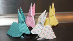 Comment faire un origami lapin ou lapin en papier ?
