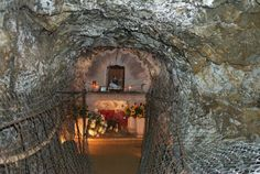 Silver mine in Zacatecas Mexico Where the family is from. Be nice to check out the roots