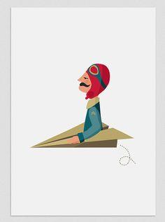The aviator by Tutticonfetti