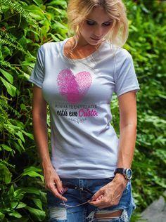 Diy Ideas, Ford, Faith, T Shirts For Women, Lady, Fashion, Christian T Shirts, Identity, Logo